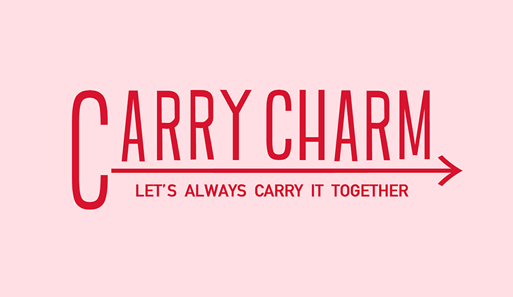 CARRY CHARM(キャリーチャーム)